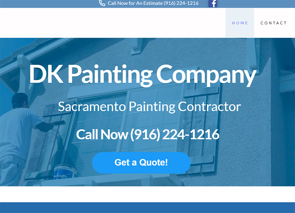 Painting Contractor Sacramento
